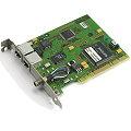 Leica PCI-5 Kamera/Sensoren-Karte Baumer Optronic EUT107ML für PCI-Schnittstelle