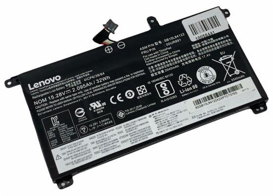 original Lenovo 00UR891 Akku für ThinkPad T570