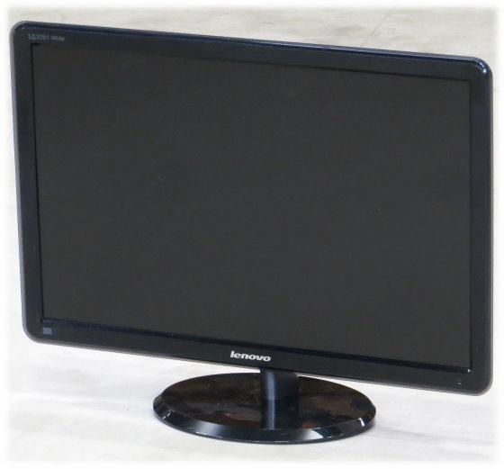 "22"" TDT LCD Lenovo LS2251 1680 x 1050 D-Sub DVI-D Monitor B-Ware"