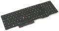 Lenovo 00PA382 Tastatur für ThinkPad P50 deutsch mit Backlight schwarz