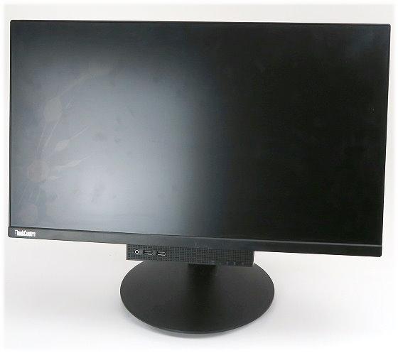 "23,8"" TFT LCD Lenovo TIO24D 1920 x 1080 mit Halter für Thinkcentre Tiny PC\'s C-Ware"