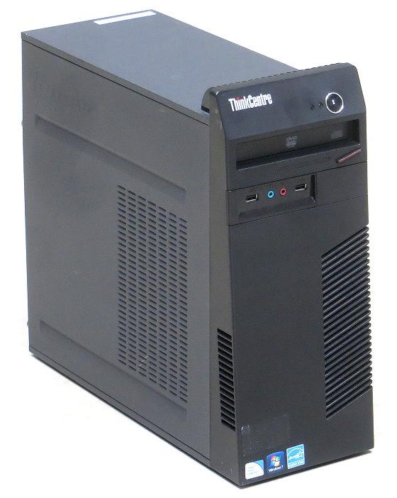 Lenovo ThinkCentre M72e Celeron Dual Core G540 @ 2,5GHz 2GB 250GB DVD Tower