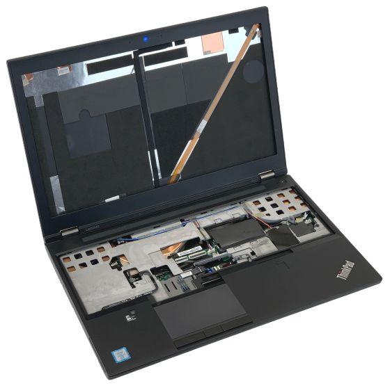 Lenovo ThinkPad P50 i7 defekt für Bastler (Teile fehlen, ohne NT)