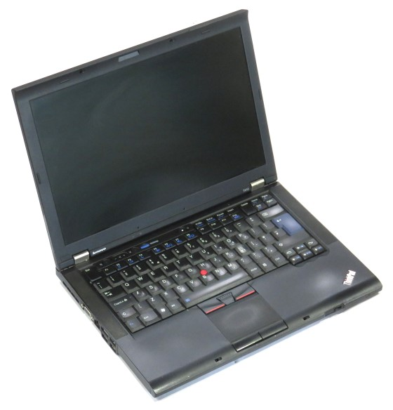 Lenovo ThinkPad T410 Core i5 520M @ 2,4GHz 4GB 320GB DVD Bt eSATA englisch