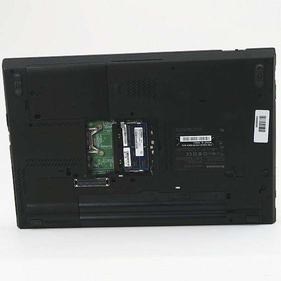 Lenovo ThinkPad T510p i7 2,66GHz 4GB 500GB BIOS PW (o. NT Akku def) norw. B-Ware