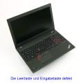 Lenovo ThinkPad T550 i7 5600U @ 2,6GHz 8GB 500GB Webcam (2x Tasten def.) Full HD
