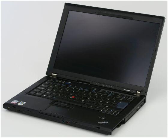 Lenovo ThinkPad T61 C2D T7100 1,8Hz 2GB Combo (ohne HDD/NT) norw.