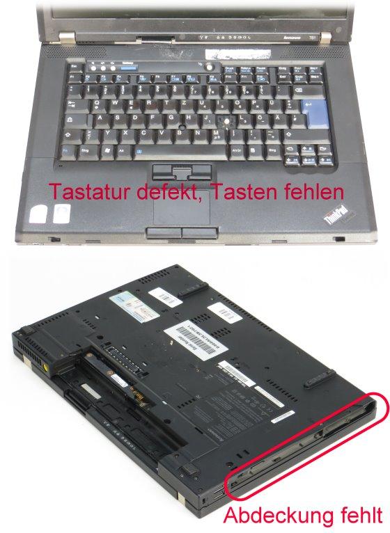Lenovo thinkpad t61 ram slots