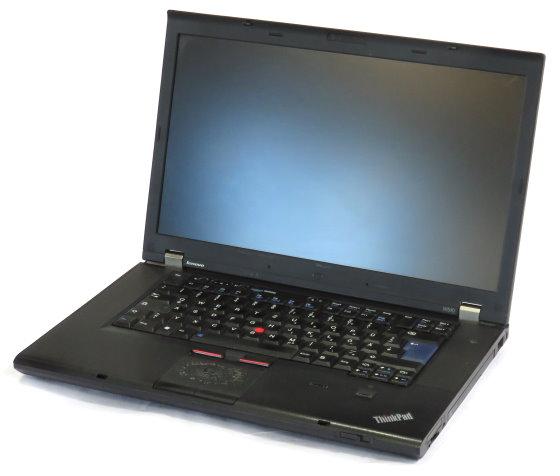 Lenovo ThinkPad W510 i7 defekt für Bastler (ohne NT)
