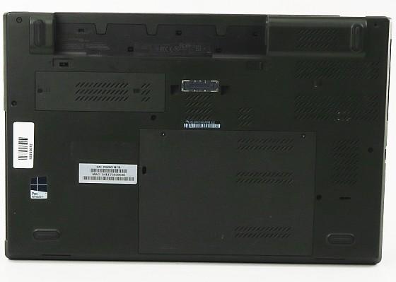 Lenovo ThinkPad W541 i7 4810QM @ 2,8GHz 4GB 3K K2100M Cam (ohne Akku/NT/SSD/KBD)