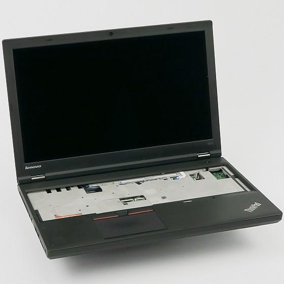 Lenovo ThinkPad W541 defekt für Bastler (ohne NT, nicht komplett)