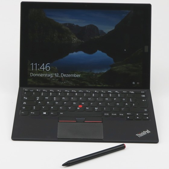 Lenovo ThinkPad X1 G2 i7-7Y75 1,3GHz 8GB 256GB SSD Convertible Touch (Akku def.)