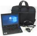 "Lenovo ThinkPad X200 Dual Core 2,4GHz 4GB 160GB 12,1"" Business Notebook + Windows 10"