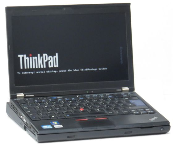 Lenovo ThinkPad X220 Core i5 2520M 2,5GHz 4GB 320GB WLAN Webcam UMTS + Docking