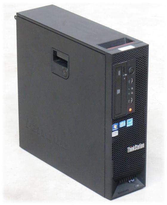 Lenovo ThinkStation C30 2x Xeon Quad Core E5-2609 @ 2,4GHz 32GB 180GB SSD FX1700