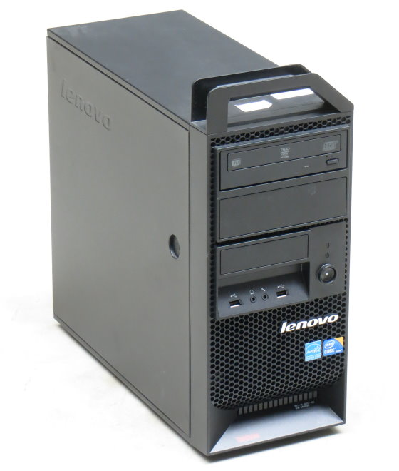 Lenovo ThinkStation E20 Core i5 660 @ 3,33GHz 8GB 250GB DVD±RW Workstation B-Ware
