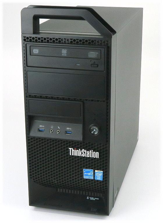 Lenovo ThinkStation E32 Xeon E3-1220 v3 @ 3,1GHz 8GB 500GB DVD±RW NVS 310