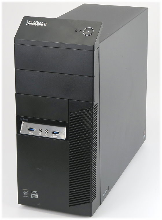 Lenovo ThinkCentre M83 Dual Core G3220 @ 3GHz 4GB 500GB 4x USB 3.0 Tower PC