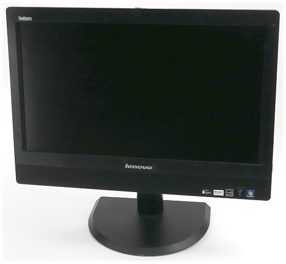 """Lenovo Thinkcentre M93z All-in-One PC 23"""" ohne CPU/RAM/HDD Displaybruch C- Ware"""