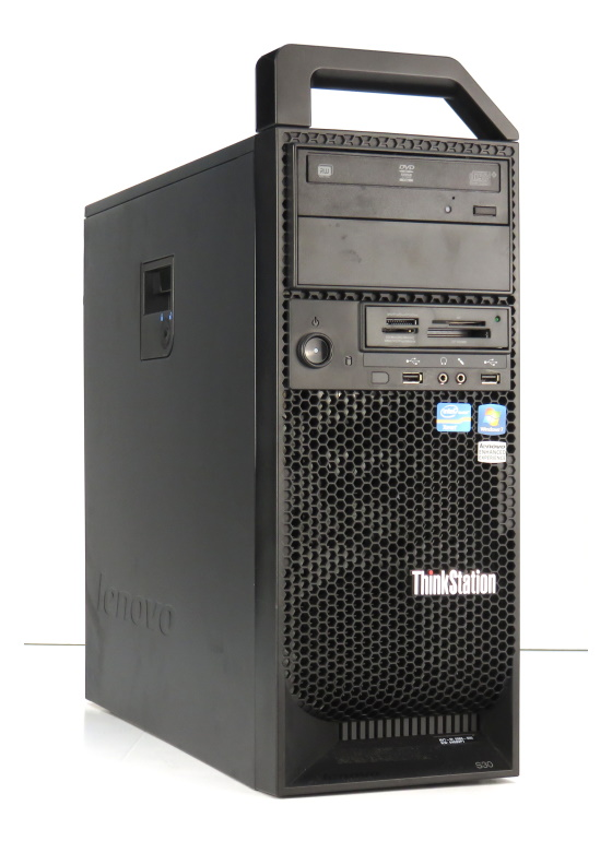 Lenovo Thinkstation S30 Xeon Quad Core E5-1620 v2 @ 3,7GHz 16GB 128GB SSD Quadro K600/1GB
