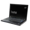 "15,4"" Lenovo ThinkPad T61 Core 2 Duo T7300 2GHz 2GB 160GB DVD±RW (Akku defekt)"