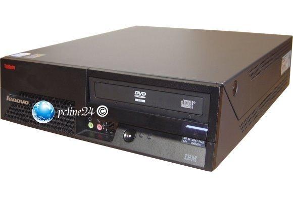 Lenovo Thinkcentre A55 SFF Dual Core E2160 1,8GHz 3GB 250GB DVDRW