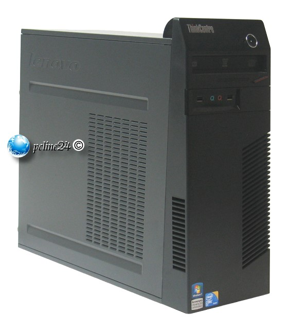 Lenovo ThinkCentre M70e Intel Dual Core 2x 3GHz 4GB 160GB DVD Tower PC