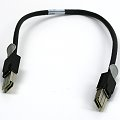 Leoni Bladestack Kabel Cable L45593-E101-D5 0,5m Cisco SAS