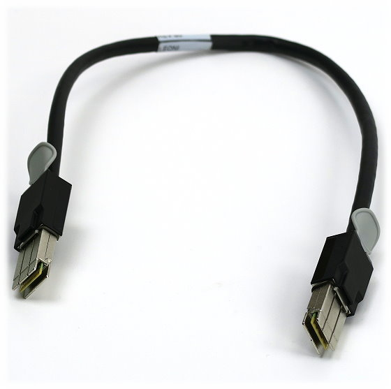 Leoni Bladestack Kabel Cable L45593-E101-D5 0,5m Cisco