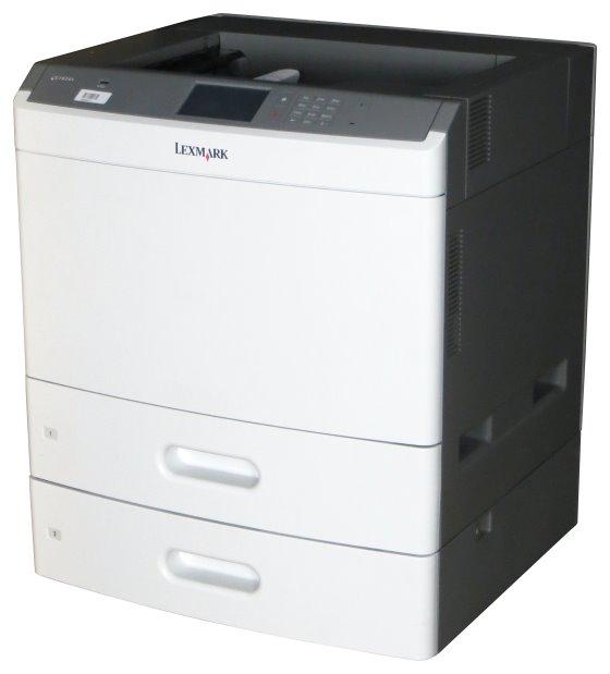 Lexmark C792dte 47 ppm Duplex LAN 193.950 Seiten Farblaserdrucker Toner >50% B-Ware