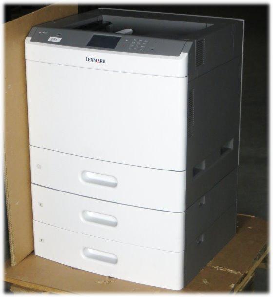 Lexmark C792dte 47 ppm 512MB Duplex LAN 97.000 Seiten Farblaserdrucker