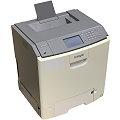 Lexmark CS748de 33 ppm 512MB Duplex LAN 6.510 Seiten Farblaserdrucker B-Ware