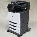 Lexmark CX825dte MFP FAX Kopierer Scanner Farblaserdrucker 56.830 Seiten