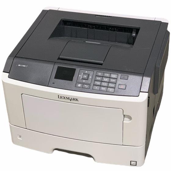 Lexmark M1145 42 ppm 256MB Duplex LAN AirPrint Laserdrucker