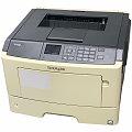 Lexmark M1145 42 ppm 256MB Duplex LAN AirPrint Laserdrucker unter 10.000 S. B-Ware