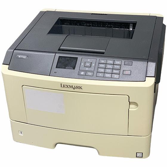 Lexmark M1145 42 ppm 256MB Duplex LAN AirPrint unter 50.000 Seiten B-Ware