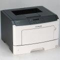 Lexmark MS410DN 38 ppm  256MB Duplex unter 100 Seiten LAN Laserdrucker ohne Toner
