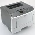 Lexmark MS415dn 38 ppm 256MB Duplex unter 100 Seiten LAN Laserdrucker