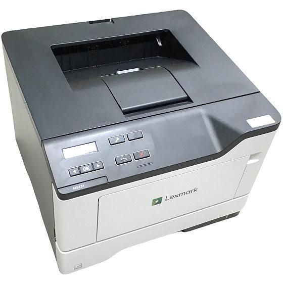 Lexmark MS421dn 40 ppm 512MB Duplex LAN AirPrint Laserdrucker unter 25.000 Seiten