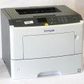 Lexmark MS610dn 47 ppm 256MB Duplex LAN unter 5.000 Seiten Laserdrucker B-Ware