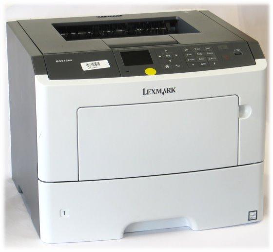 Lexmark MS610dn 47 ppm 256MB Duplex LAN unter 20.000 Seiten LaserDrucker
