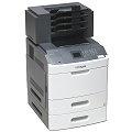 Lexmark MS810dn 52 ppm 512MB Duplex LAN Laserdrucker 115.000 Seiten Mailbox mit 4 Ablagen