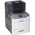 Lexmark MS810dn 52 ppm 512MB Duplex LAN Laserdrucker 70.450 Seiten Mailbox mit 4 Ablagen