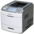 Lexmark MS812de 66 ppm 512MB Duplex LAN unter 5.000 Seiten Laserdrucker