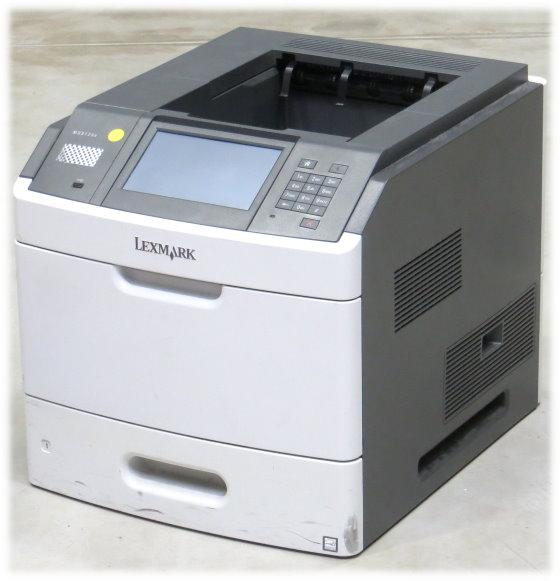 Lexmark MS812de 66 ppm 512MB Duplex LAN Laserdrucker ohne Toner