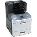 Lexmark MS812dn 66 ppm 512MB LAN Duplex 4x-fach Sorter Laserdrucker B-Ware