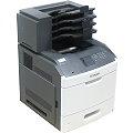 Lexmark MS812dn 66 ppm 512MB Duplex unter 50.000 Seiten LAN 4x-fach Mailbox