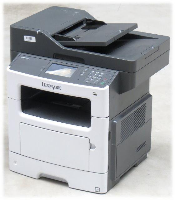 Lexmark MX511dhe FAX Kopierer Scanner Laserdrucker unter 100.000 Seiten