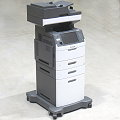 Lexmark MX711de FAX Kopierer Scanner Laserdrucker All-in-One Duplex