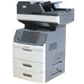 Lexmark MX711dte All-in-One FAX Kopierer Scanner ADF Duplex unter 100.000 Seiten